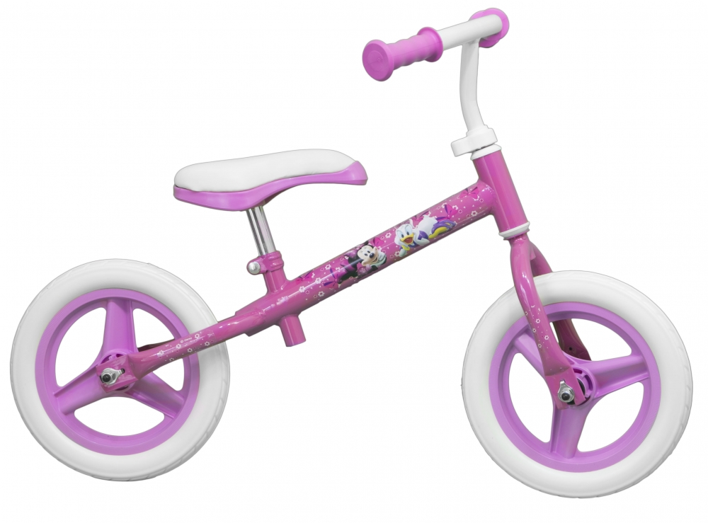 Bicicleta fara pedale 10 Minnie