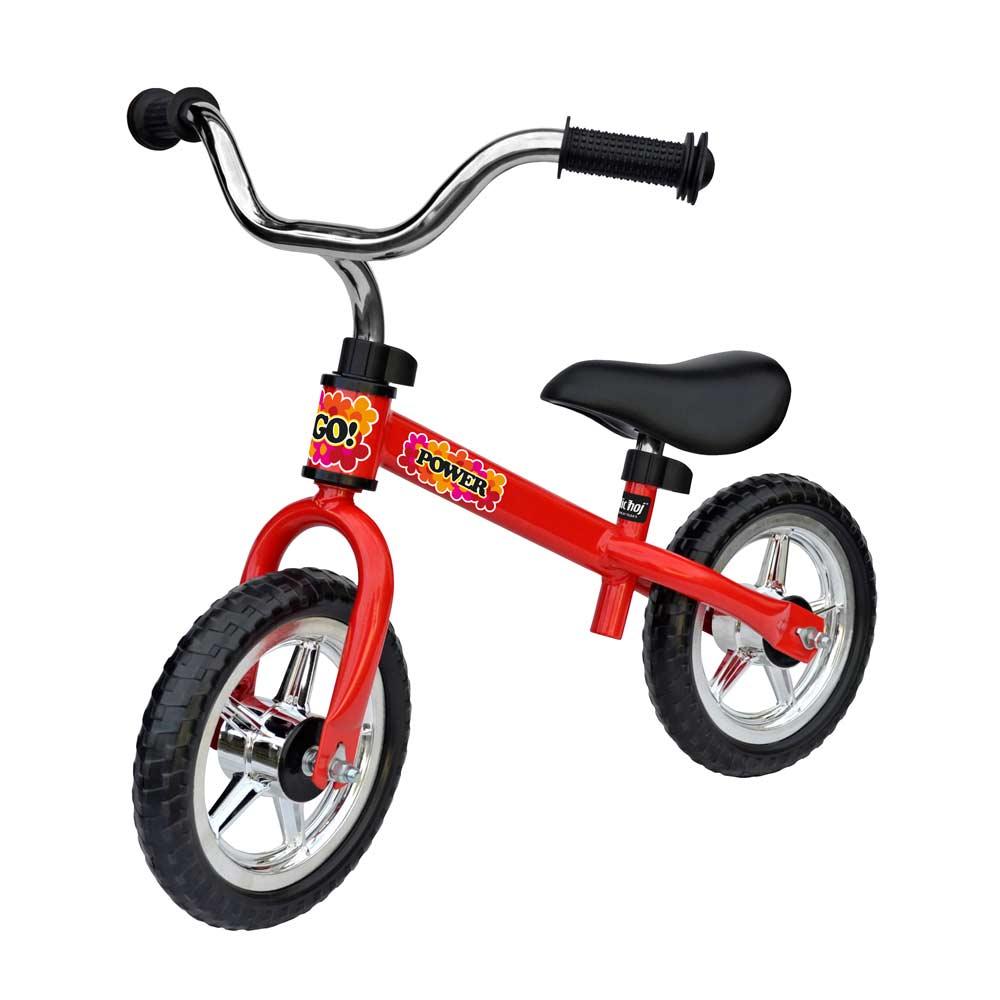 Bicicleta fara pedale 10 red Nordic Hoj - 1