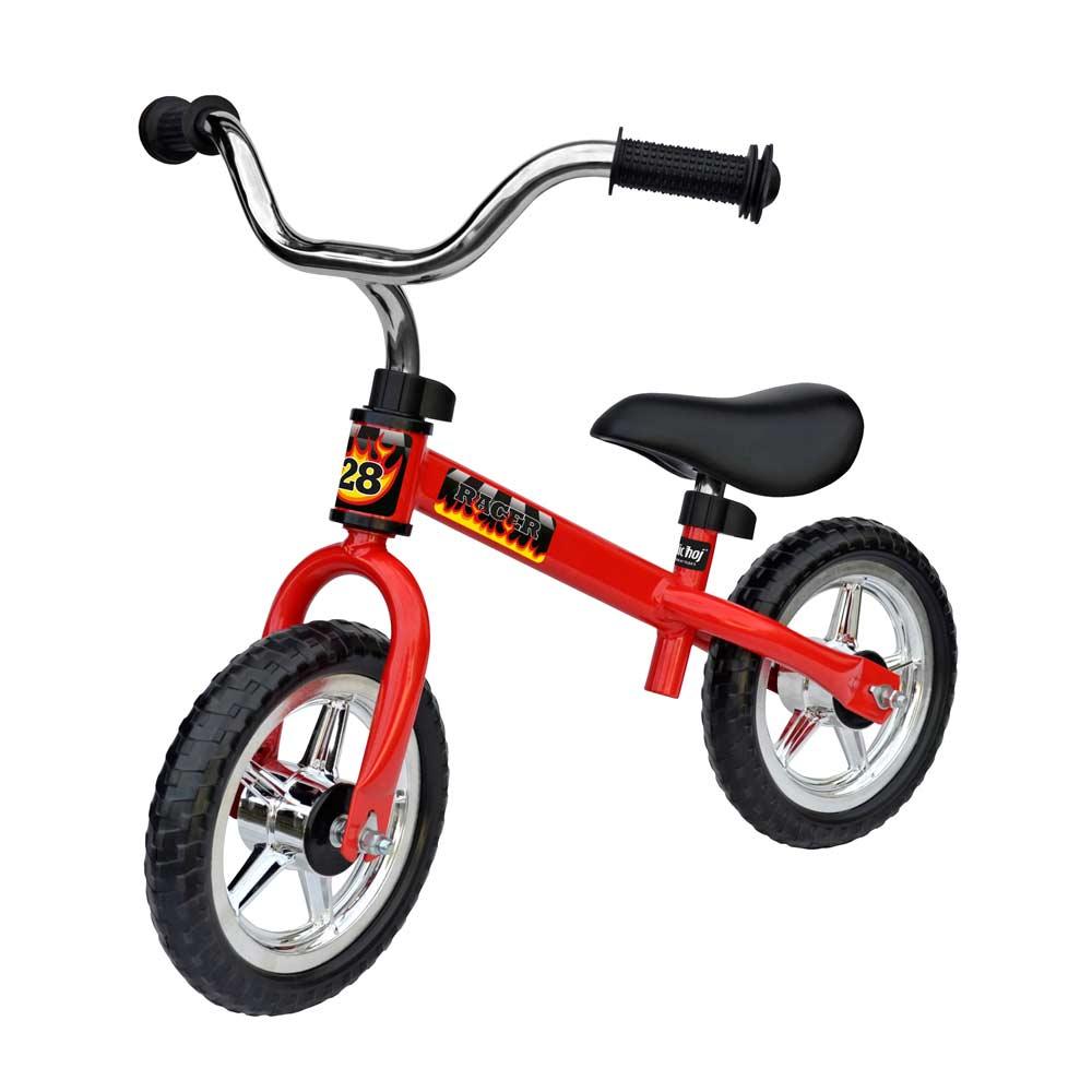 Bicicleta fara pedale 10 red Nordic Hoj - 5