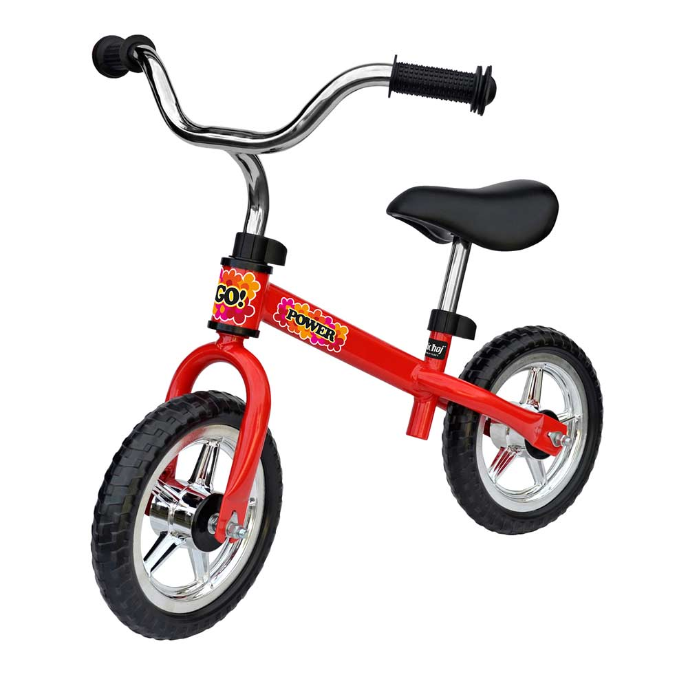 Bicicleta fara pedale 10 red Nordic Hoj - 3