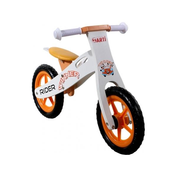 Bicicleta Fara Pedale Arti Rider Winner Portocaliu