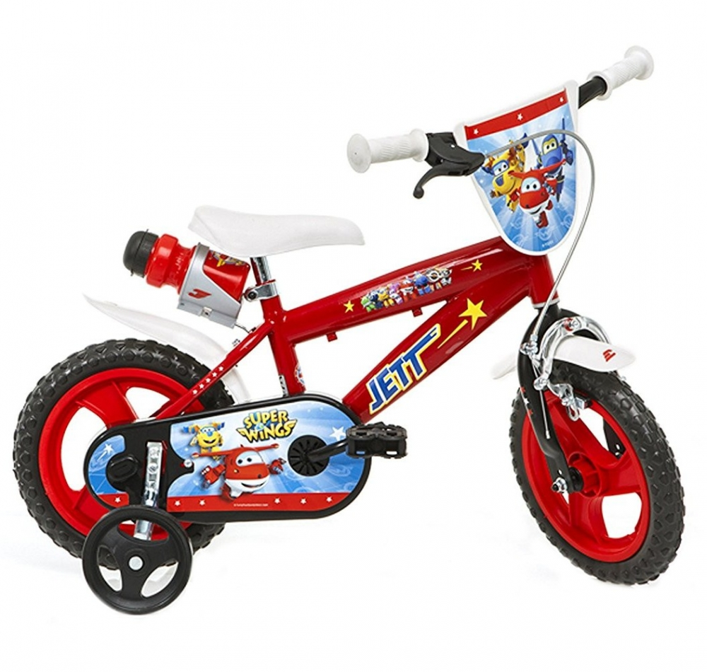 Bicicleta copii 12 Super Wings