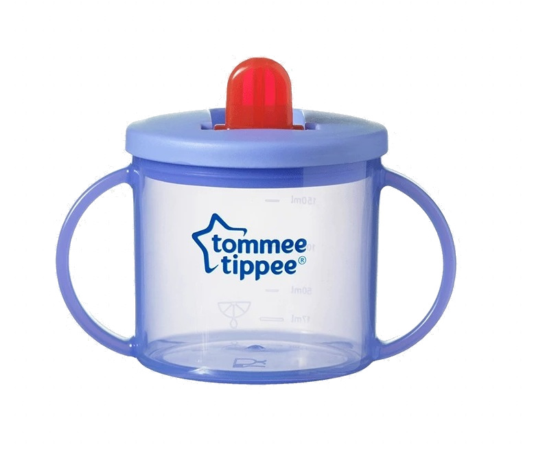 Cana Basics First Cup Tommee Tippee gradata 190ml mov