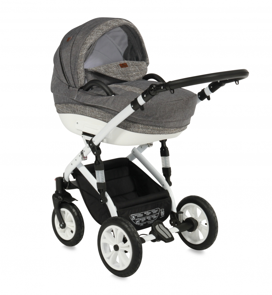Carucior 2 in 1 Mia Air grey