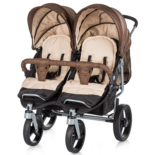 Carucior Chipolino Twix Brown