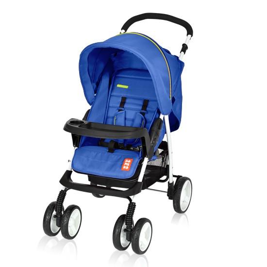 Carucior sport Bomiko Model L blue 2017
