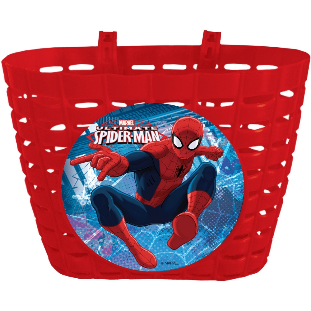 Cos bicicleta Spiderman Eurasia 35683