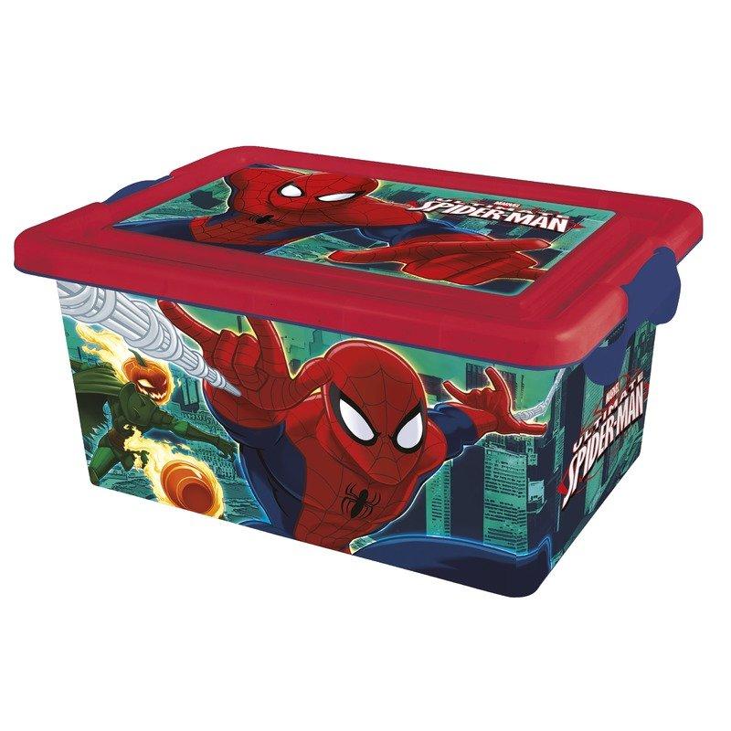 Cutie depozitare Spiderman 7L