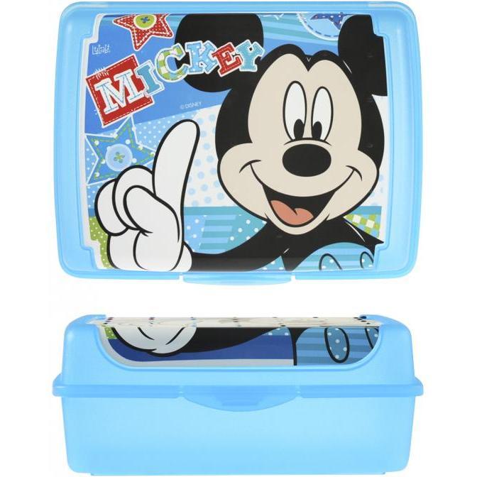Cutie pentru sandwich Mickey Lulabi 9790200