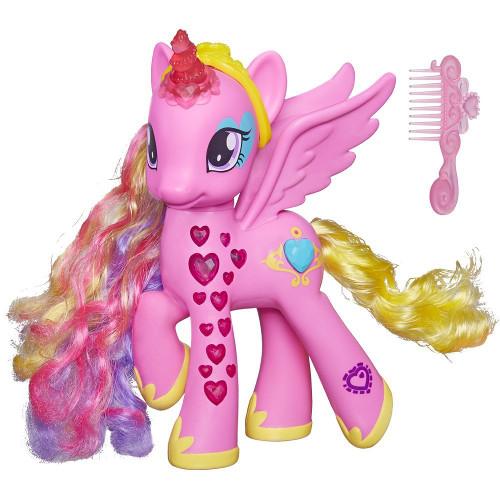 Printesa Cadance interactiva, vorbeste in Romana si Maghiara, My Little Pony, Hasbro