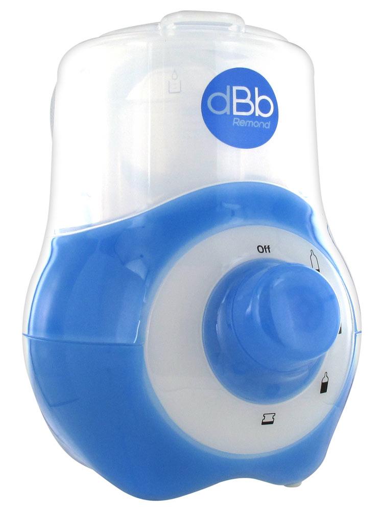 Incalzitor electric biberoane casa New Style bleu