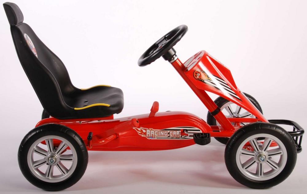 Kart Cu Pedale Pentru Copii Go Kart Racing El Cycles