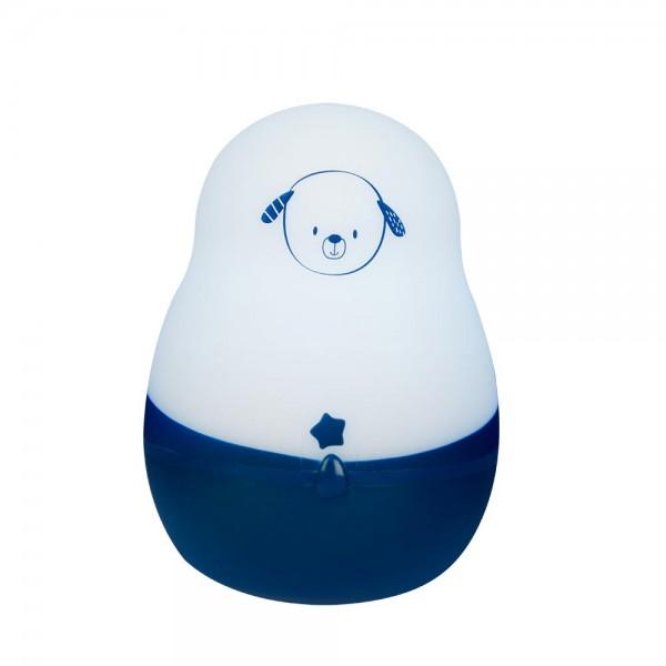 Lampa de veghe Pabobo Super Nomade Catel cu LED autonomie 200 ore imagine