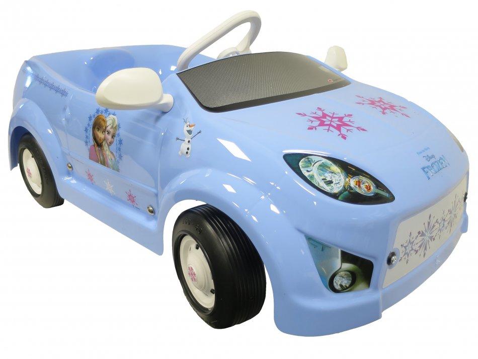 Masinuta cu pedale Disney Frozen