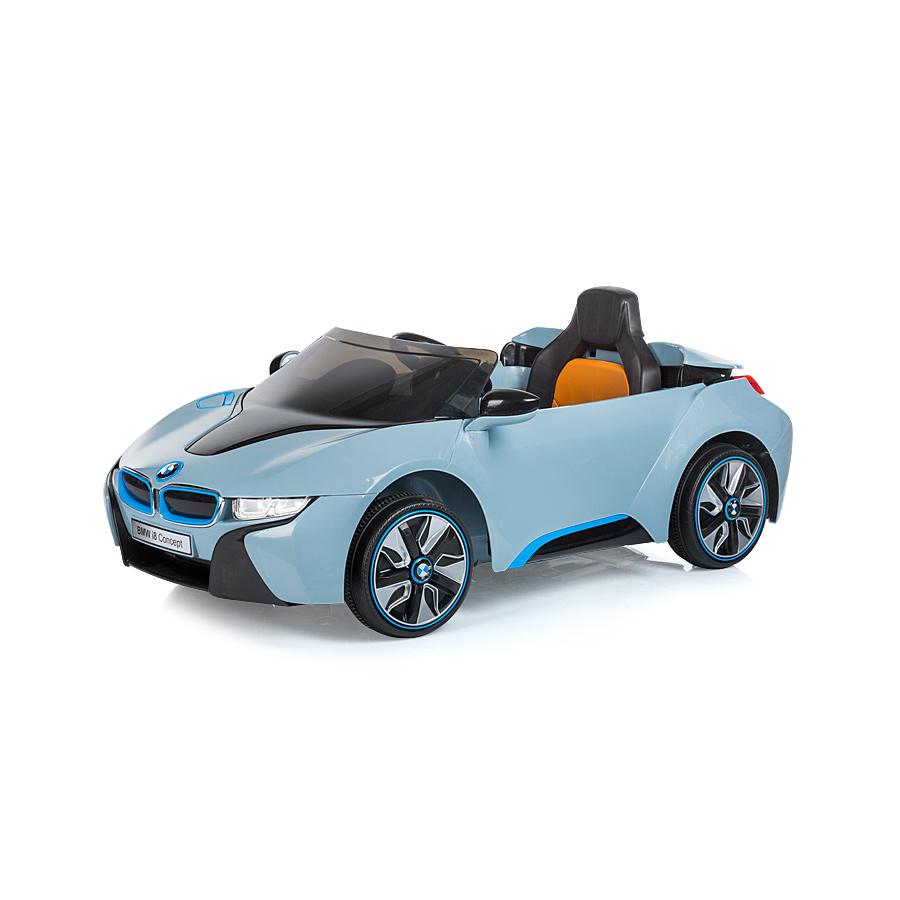 Masinuta electrica cu telecomanda Chipolino BMW I8 Concept blue imagine