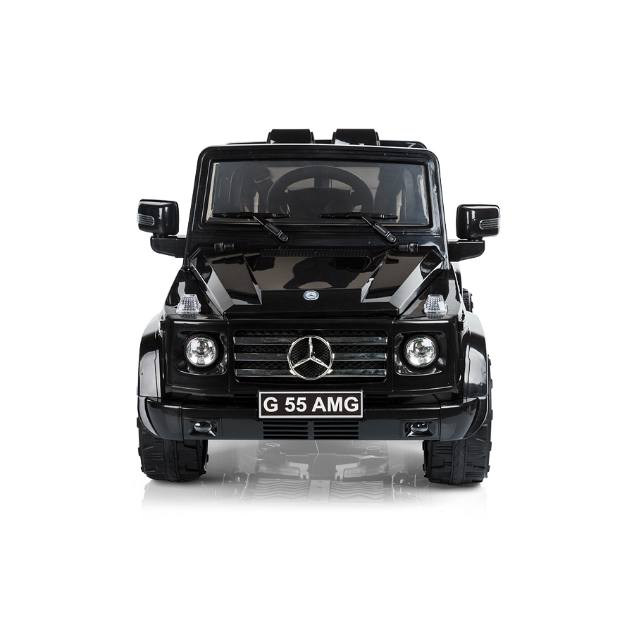 Masinuta electrica cu telecomanda Chipolino SUV Mercedes Benz G55 black
