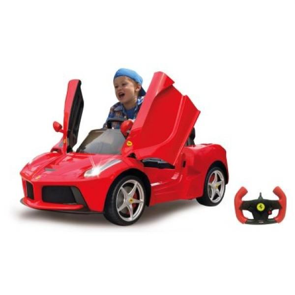 Imagine indisponibila pentru Masinuta electrica Ferrari LaFerrari rosie 6V cu telecomanda 2.4 Ghz cu 2 viteze