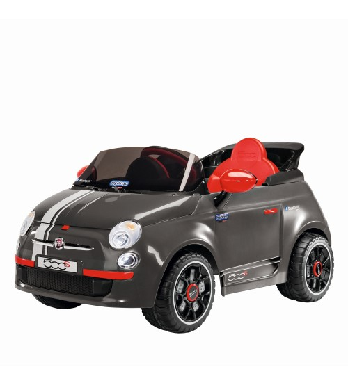Masinuta Electrica Cu Telecomanda Fiat 500 S Peg Perego