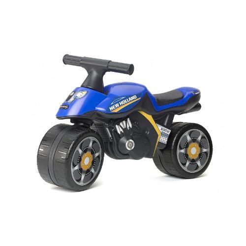 Moto New Holland albastru imagine