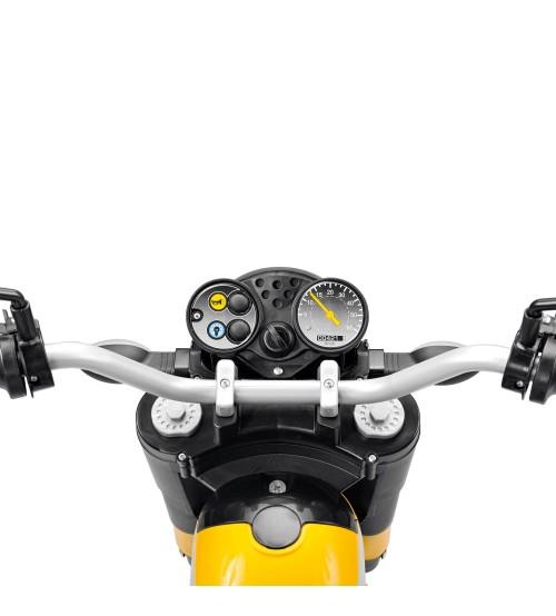 Motocicleta electrica Ducati Scrambler Peg Perego