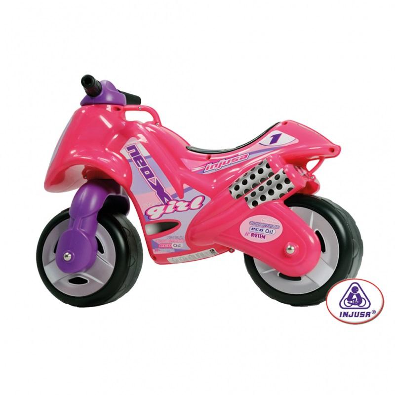 Motocicleta fara pedale Injusa Moto Neox