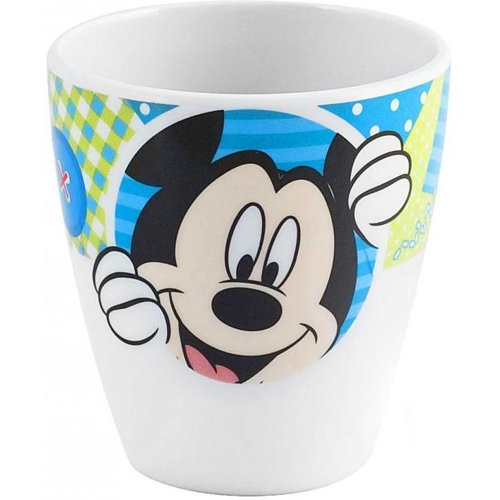 Pahar melamina Mickey Lulabi 8776200
