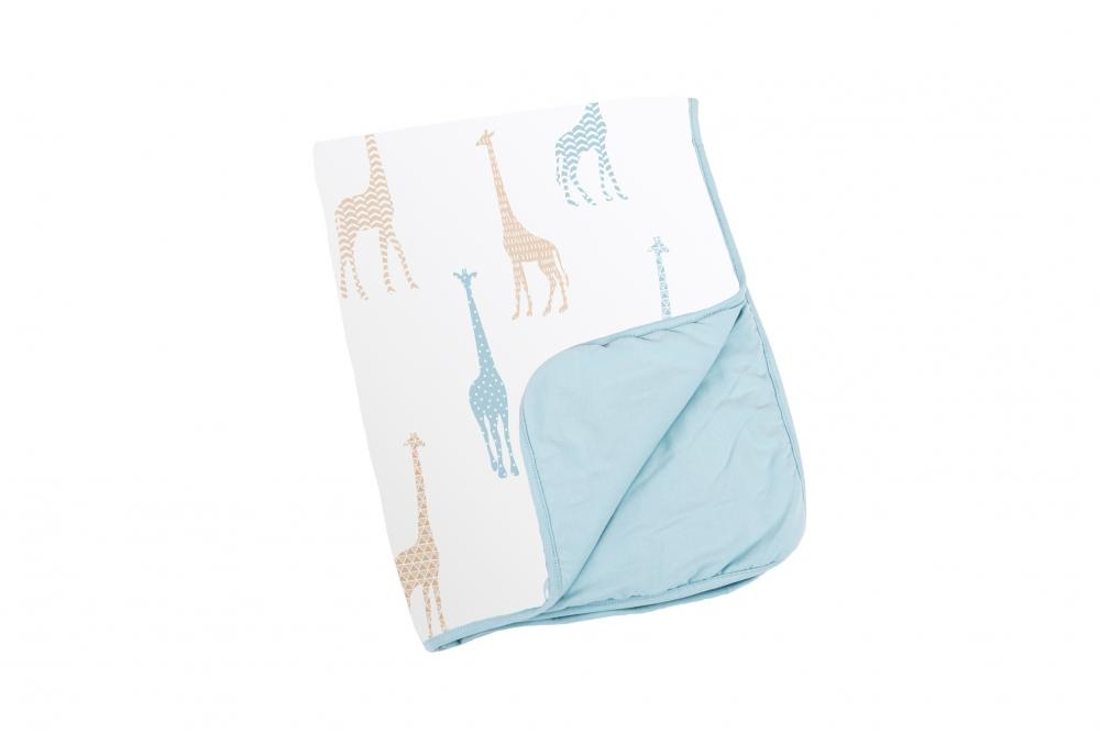 Paturica 75x100 Giraf Blue