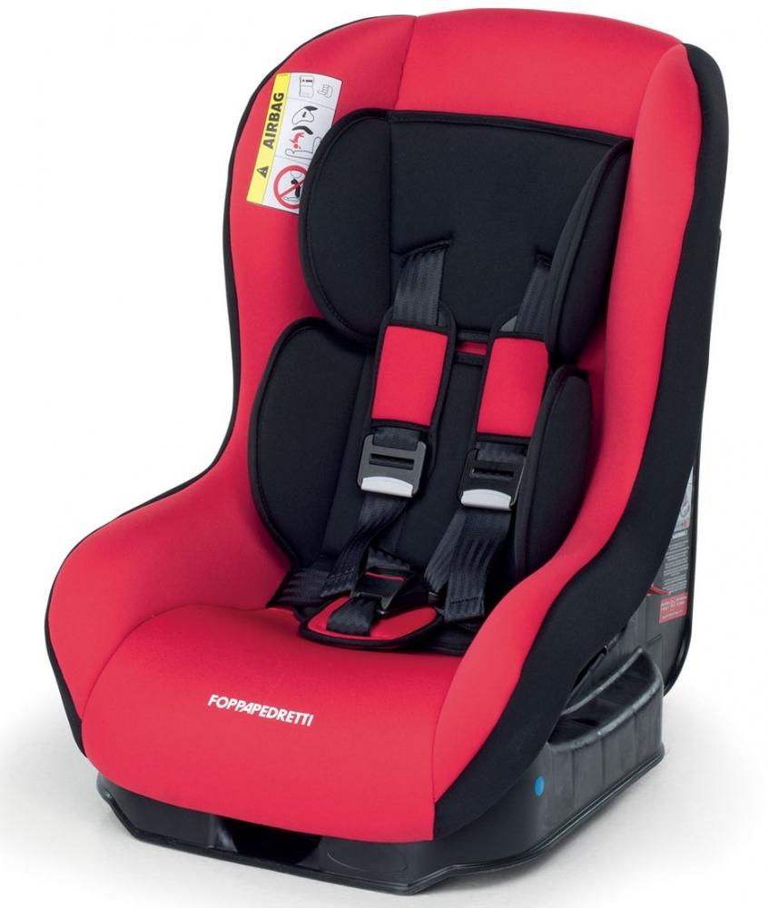 Scaun auto 0-18 kg FoppaPedretti Go Evolution Rosu thumbnail