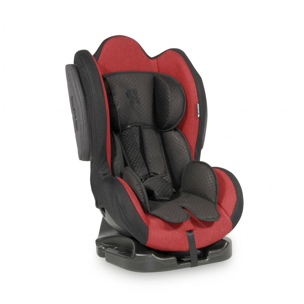 Scaun Auto 0-25 Kg Sigma Red Black