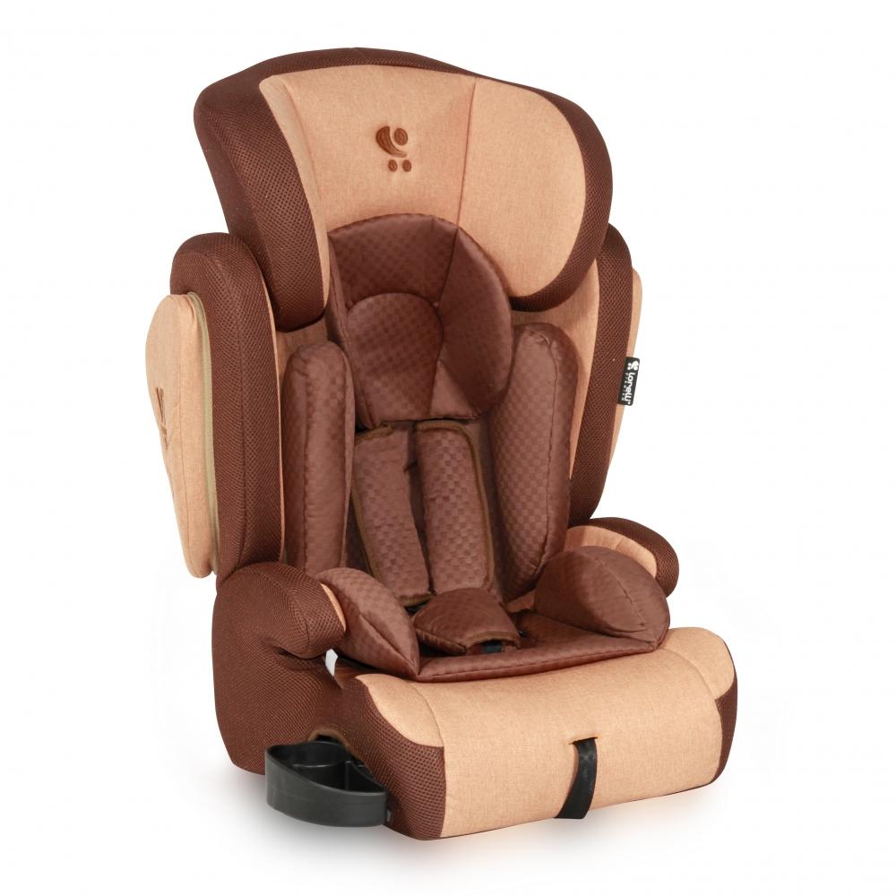 Scaun auto 9-36 kg Omega beige brown