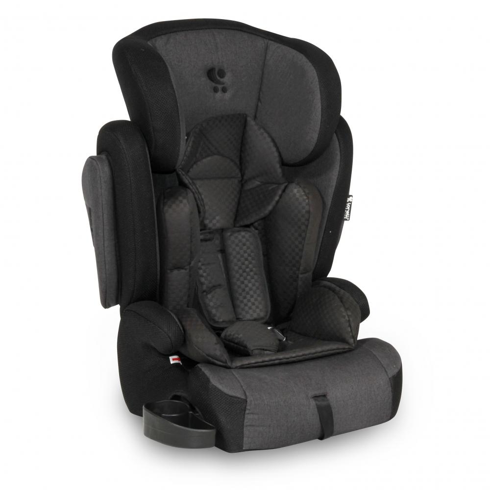 Scaun auto 9-36 kg Omega black