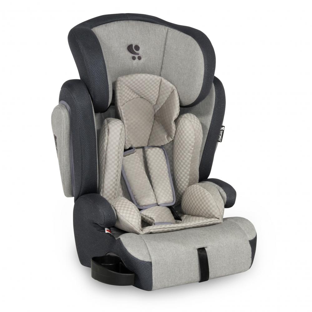 Scaun Auto 9-36 Kg Omega Grey