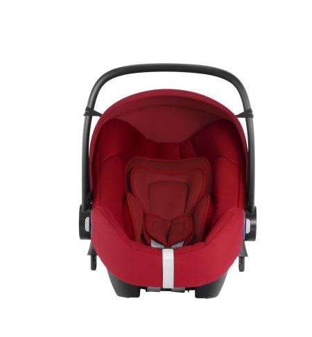 Scaun auto Baby Safe i-Size Flame Red Britax-Romer