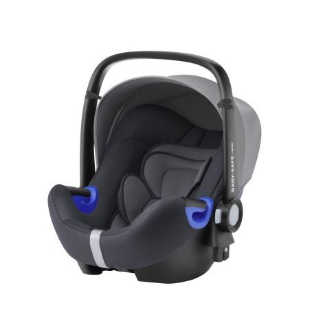 Scaun auto Baby-Safe i-Size Storm grey Britax-Romer