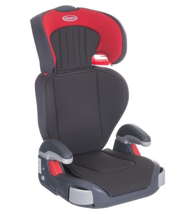 Scaun Auto Junior Maxi Pompeian Red