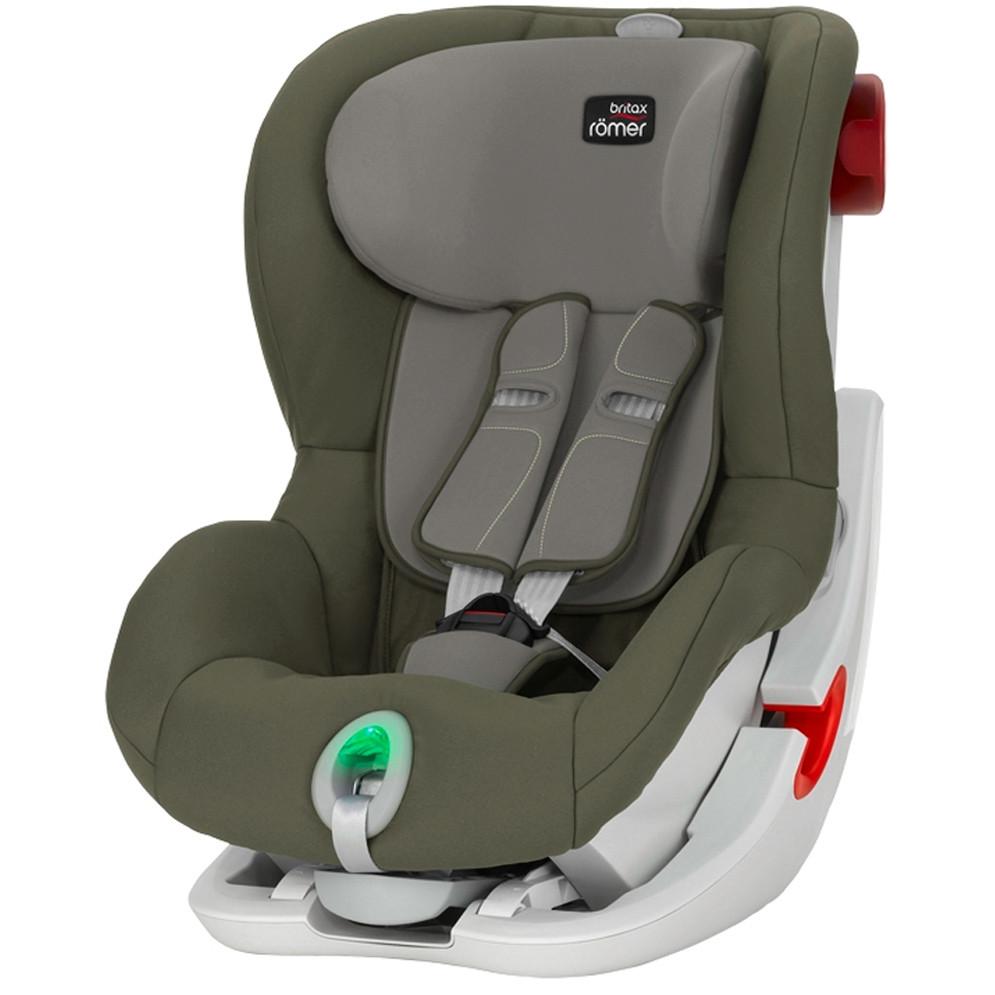 Imagine indisponibila pentru Scaun auto King II ATS Olive green Romer