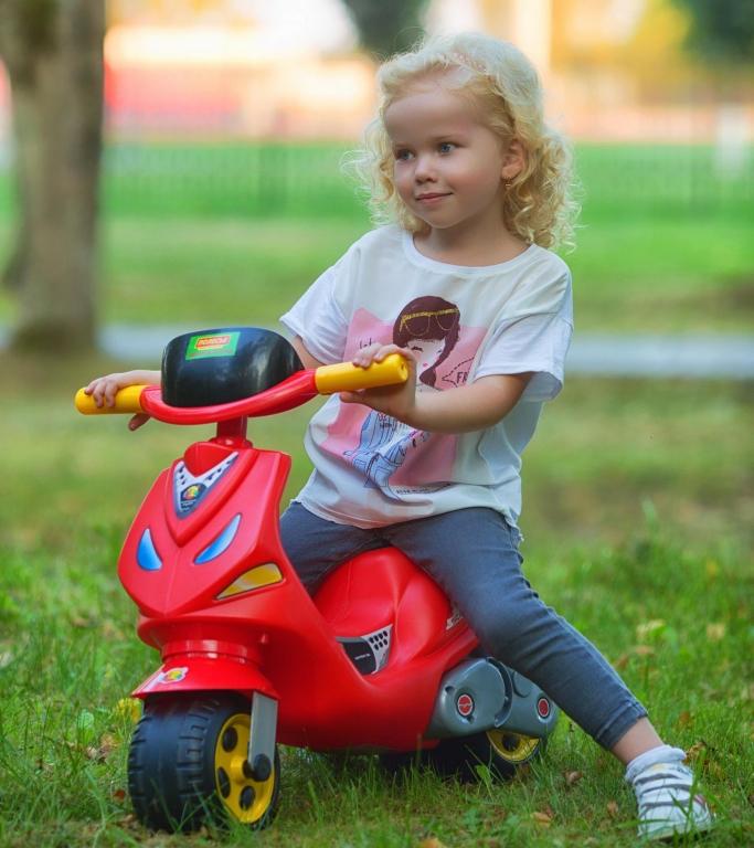 Ride-on scuter, Coloma imagine