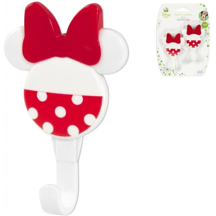 Set 2 carlige Minnie Lulabi 8139500