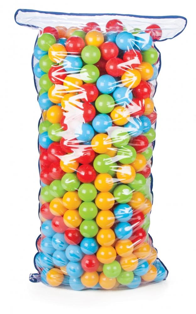 Set 500 bile mici 7 cm