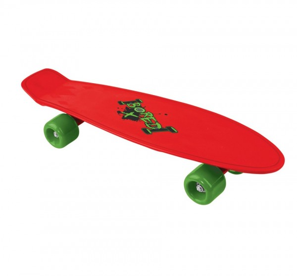 Skateboard copii Cruiserboard model Red Bored 53cm imagine