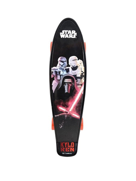 Skateboard copii Cruiserboard model Star Wars 53 cm imagine