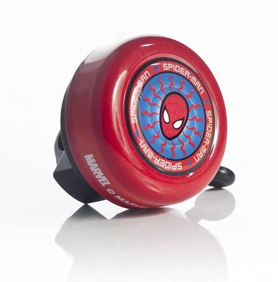 Sonerie Bicicleta Spiderman (rosu)