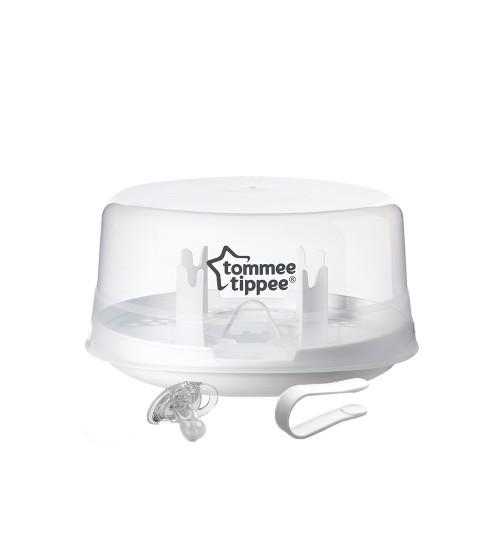 Sterilizator biberoane pentru cuptorul cu microunde Tommee Tippee imagine