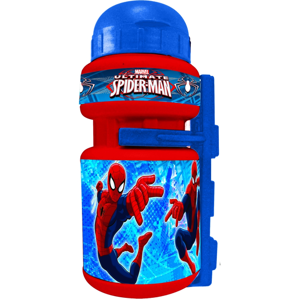 Sticla apa Spiderman Eurasia 35685 din categoria La Plimbare de la Eurasia