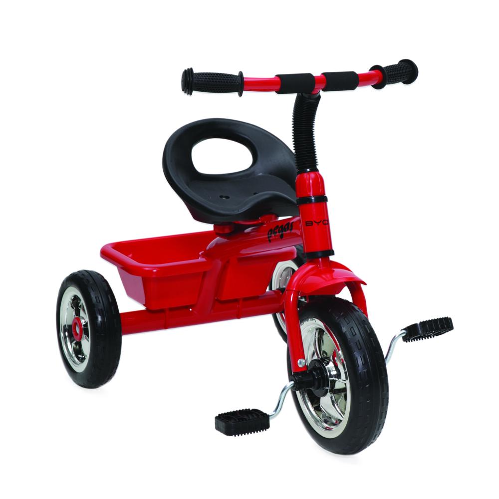 Tricicleta Byox Pegas Red
