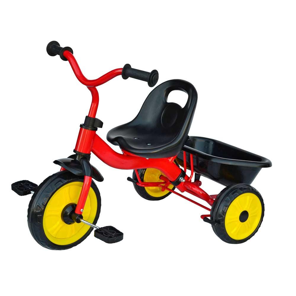 Tricicleta cu maner red Nordic Hoj imagine