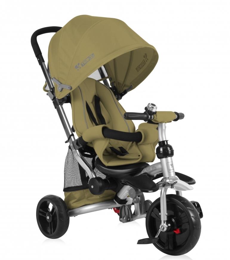 Tricicleta pentru copii Lexus Olive Green