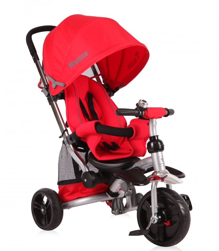 Tricicleta pentru copii Lexus Red