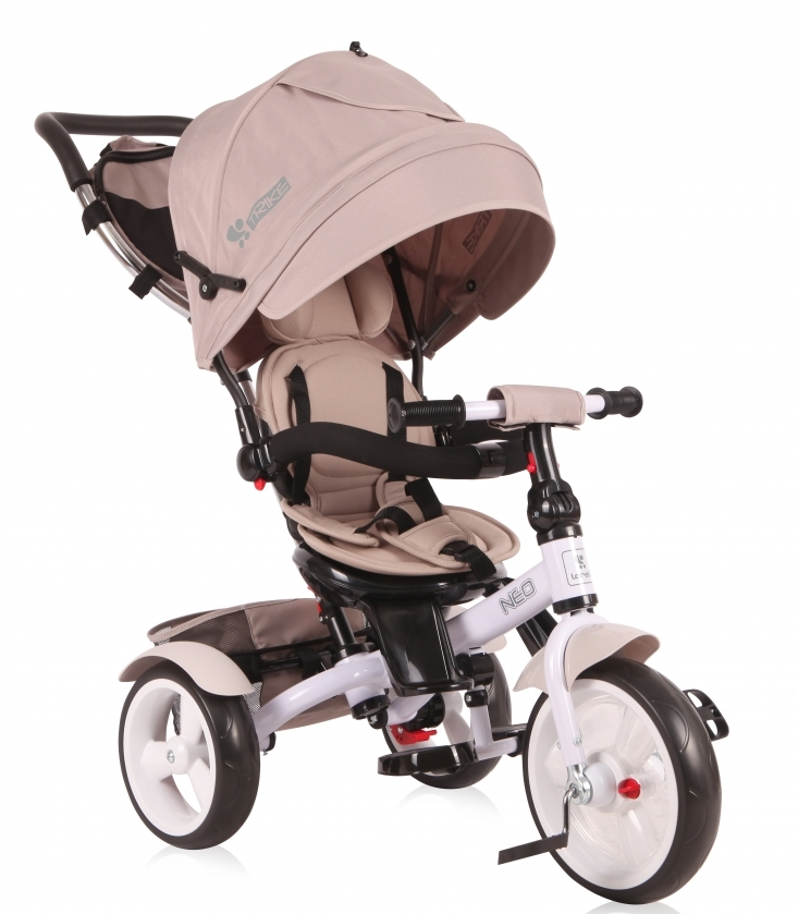 Tricicleta pentru copii Neo Ivory imagine