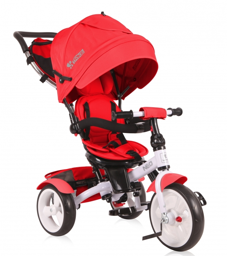 Tricicleta pentru copii Neo Red